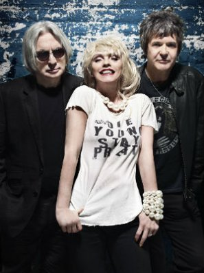 "Blondie recibe premio al ""Genio"" musical"