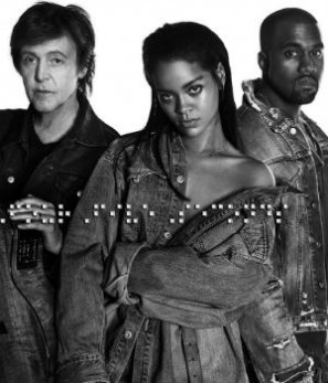 [VIDEO] 'FourFiveSeconds' Rihanna, Paul McCartney y Kanye West