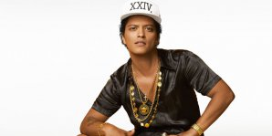"""24K Magic"", el nuevo disco de Bruno Mars, ya está disponible"