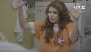 Revisa la hilarante campaña de 'Orange is the New Black' con la 'maldita lisiada'