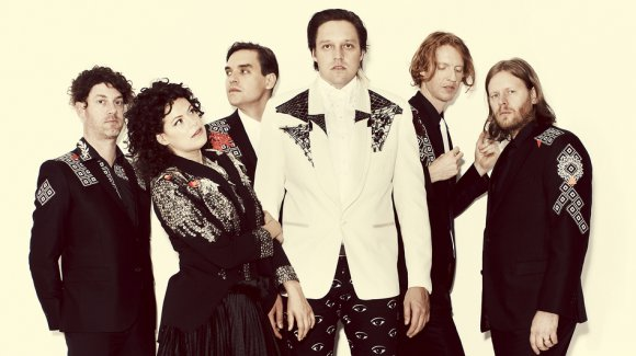 Arcade Fire confirma regreso a Chile