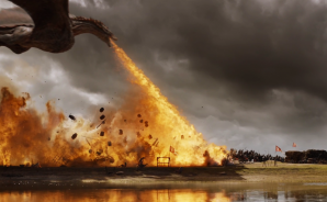 Así se hizo la espectacular batalla con dragones de 'Game of Thrones'