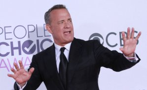 Tom Hanks revivió histórico discurso de 'Forest Gump'