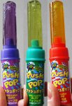 Delicia de antaño! - Push Pop