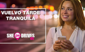 She Drives Us, la app de transporte exclusiva para mujeres que llegará a Chile