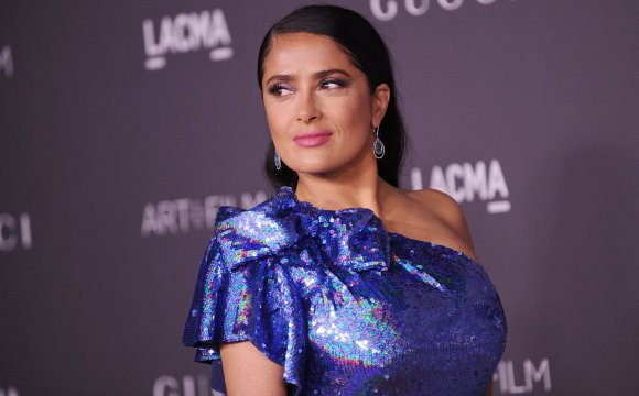 "Harvey Weinstein amenazó con ""quebrarle las rodillas"" a Salma Hayek"