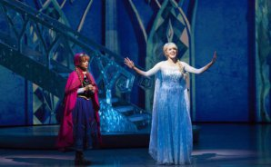 Otro nivel: 'Frozen' fue adaptada para ser un musical de Broadway