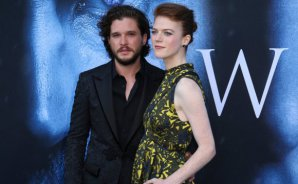 Rose Leslie confiesa que le prohibió a Kit Harington leer los guiones de 'Game of Thrones' con ella presente