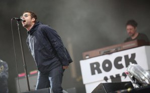 Liam Gallagher abandona su show en Lollapalooza Chile tras 4 canciones