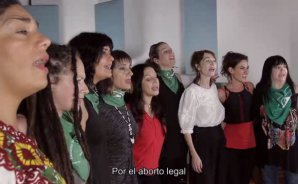 VIDEO | Mujeres se unen para reversionar 'Bella Ciao' a favor del aborto
