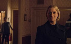 FOTO | La primera imagen de la presidenta Claire Underwood en 'House of Cards'