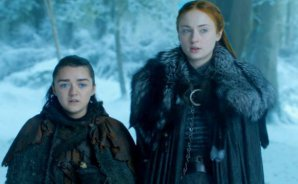 El método que Sophie Turner y Maisie Williams usaban para relajarse tras los rodajes de 'Game Of Thrones'
