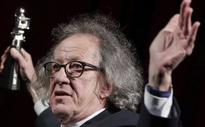 Actriz de 'Orange is the New Black' acusó a Geoffrey Rush de acoso sexual