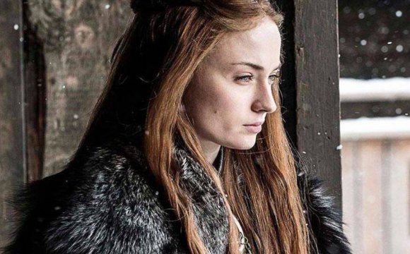Sophie Turner no se aguantó y contó el final de 'Game of Thrones'