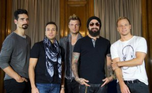 "VIDEO | ""Peace and love"": El mensaje de los Backstreet Boys para los fans chilenos"