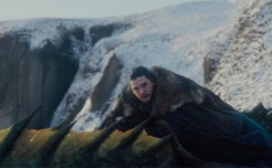 "VIDEO | Kit Harington tuvo un ""accidente"" en su zona inferior mientras rodaba la escena con el dragón"
